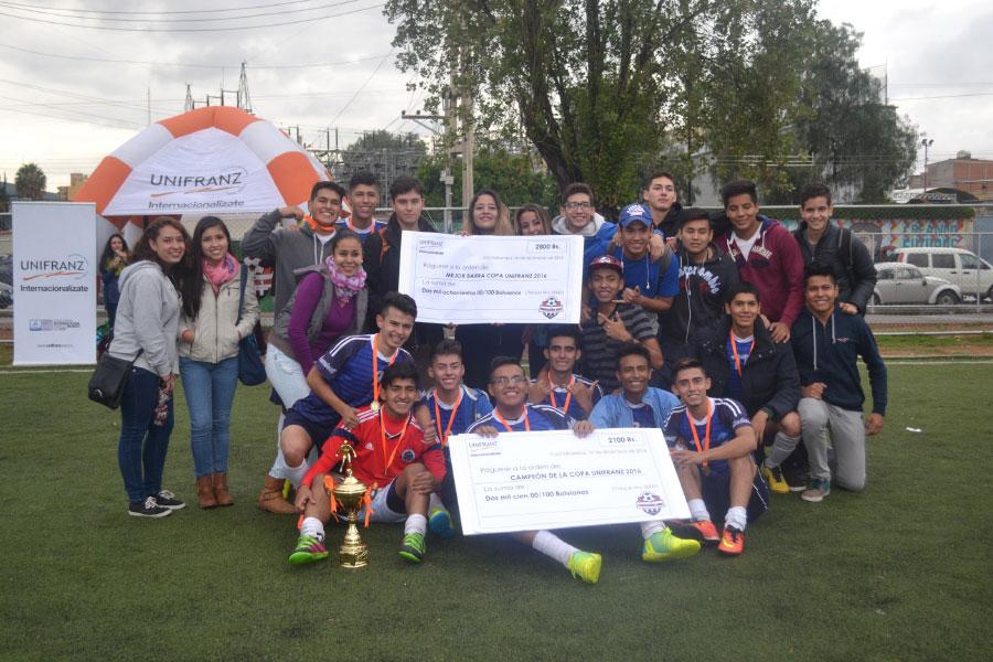 Instituto Americano se consagró Campeón de la Copa Unifranz Cochabamba