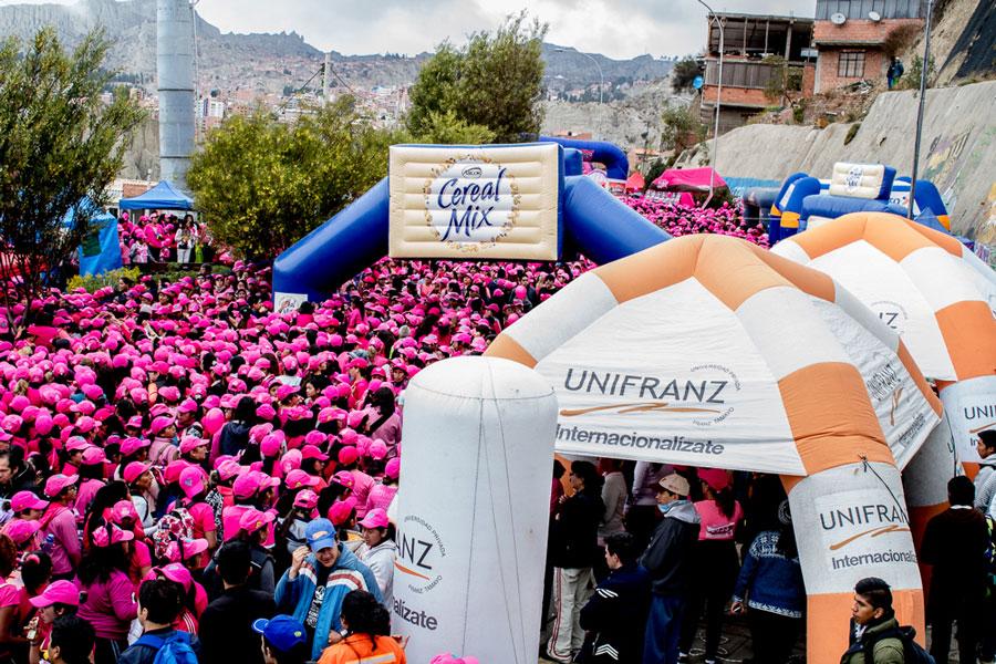 Yo soy mi primer amor y Fundación Unifranz
