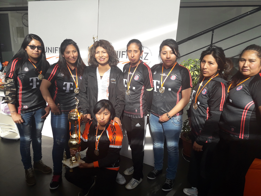 Campeonato Interno de Futsal - Carrera de Derecho