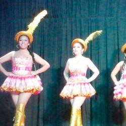 Elenco de Danza Unifranz