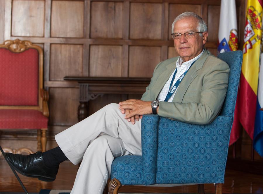 Europa y América en el Nuevo Escenario Mundial. Una perspectiva de Josep Borrell F. Ex Presidente del Parlamento Europeo