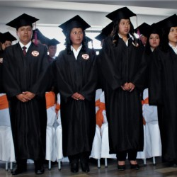 Séptimo Acto de Colación de Grado Unifranz Sede El Alto