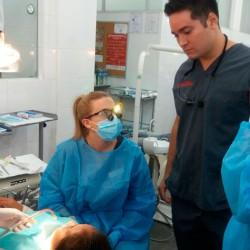Visita de Estudiantes de Odontología de UNLV – Universidad de Nevada, Las Vegas