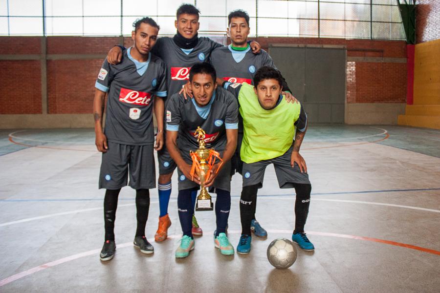 Torneo Relámpago de Futsal Unifranz 2017