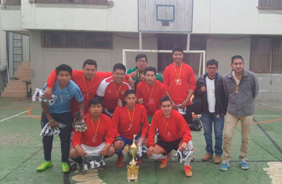 Campeonato Interno de Futsal