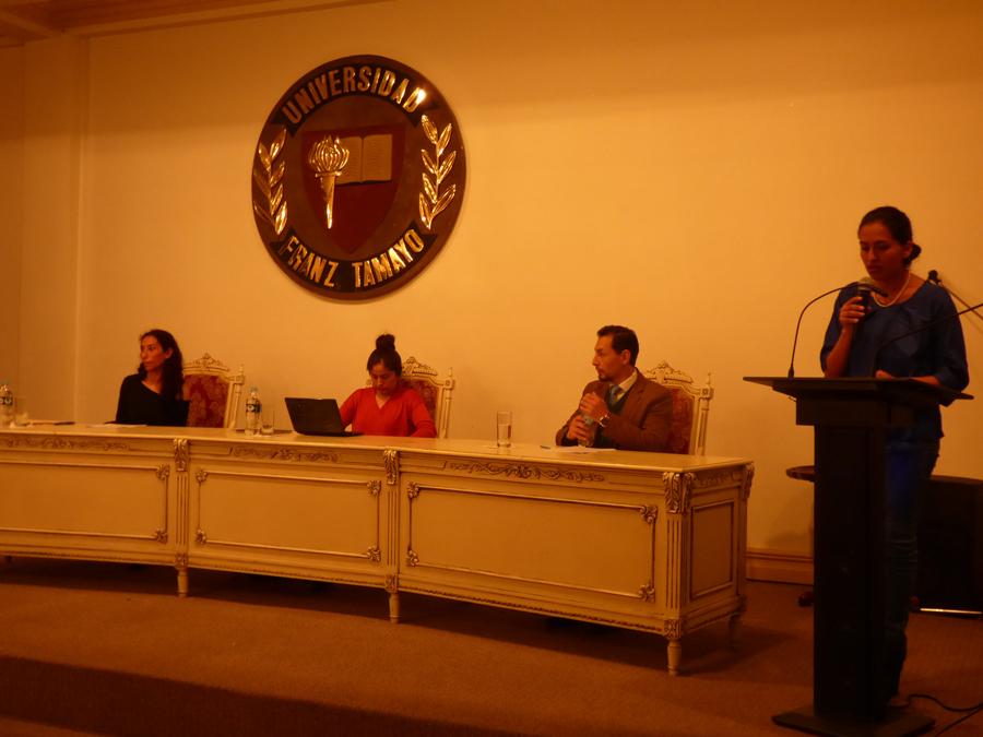 Centro de Idiomas Unifranz conmemora los cien años del nacimiento del escritor mexicano Juan Rulfo
