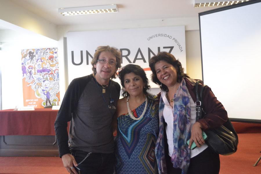 Unifranz fue Sede del Lanzamiento del Festival de Cine Internacional