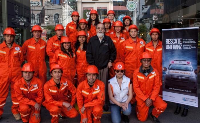 Presentación: Grupo de Rescate Unifranz