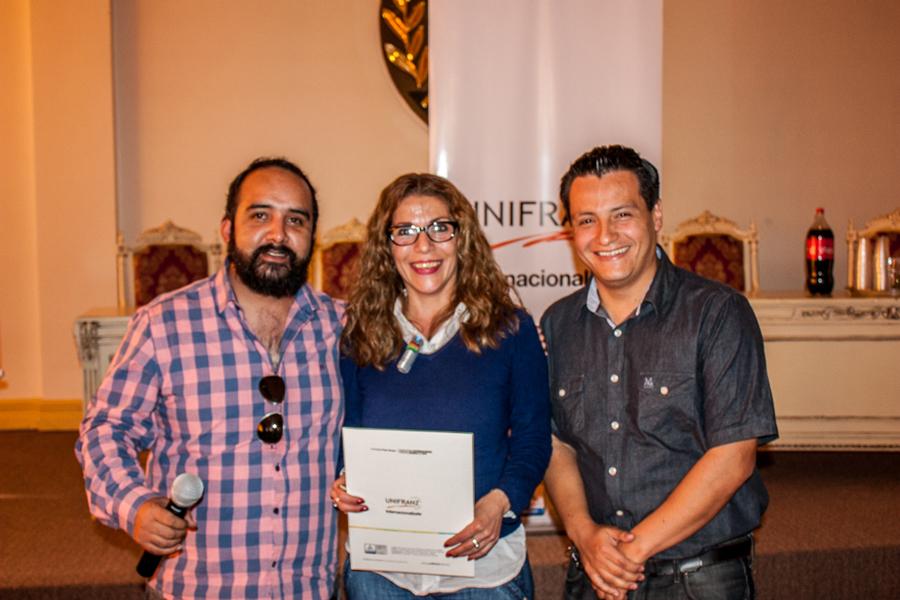 Unifranz se vistió de Marketing durante evento académico