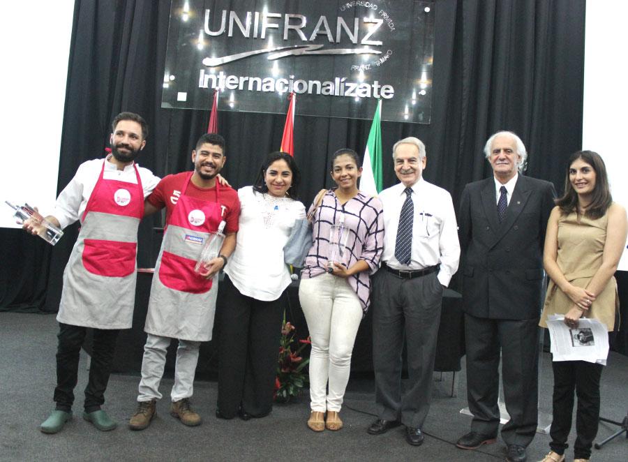 Visita de chefs internacionales del congreso Habemus Dulcis