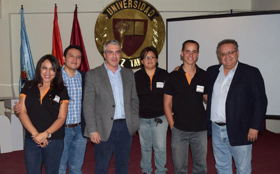 Lanzamiento del Start up Bolivia by Unifranz