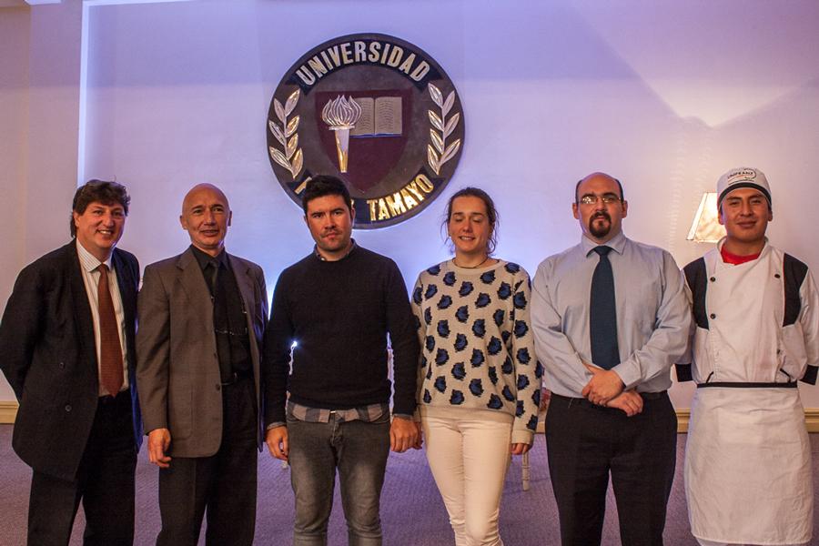 Chef internacional Diego Prado del BCC brinda Conferencia sobre Innovación y Gastronomía