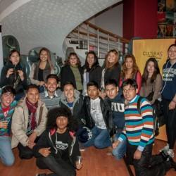 Acto por el Día de la Literatura y las Letras Paceñas en Homenaje a Franz Tamayo
