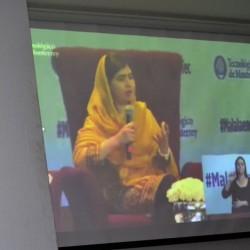 Conferencia de Malala Yousafzai