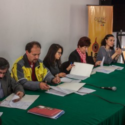 Conferencia de Prensa y Lanzamiento de