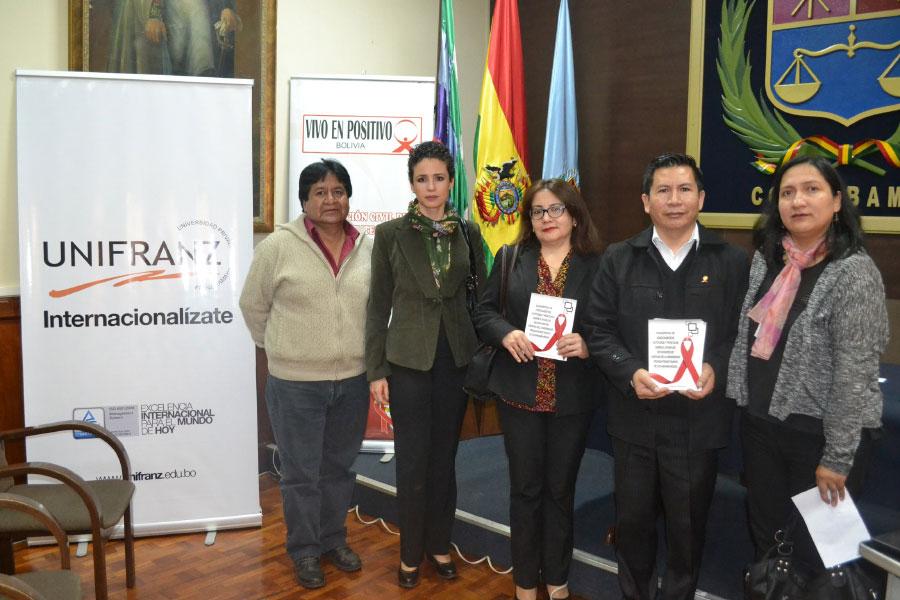 Diagnóstico de Conocimientos, Actitudes y Prácticas sobre el VIH en los Estudiantes de Medicina de Unifranz Cochabamba