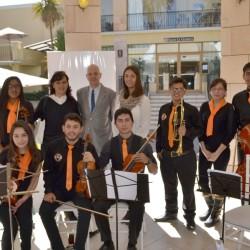 Orquesta de Cámara Unifranz engalana la Fiesta Nacional de Francia
