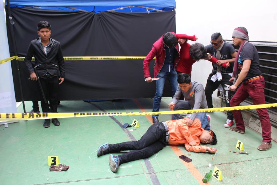 Feria sobre Seguridad Ciudadana
