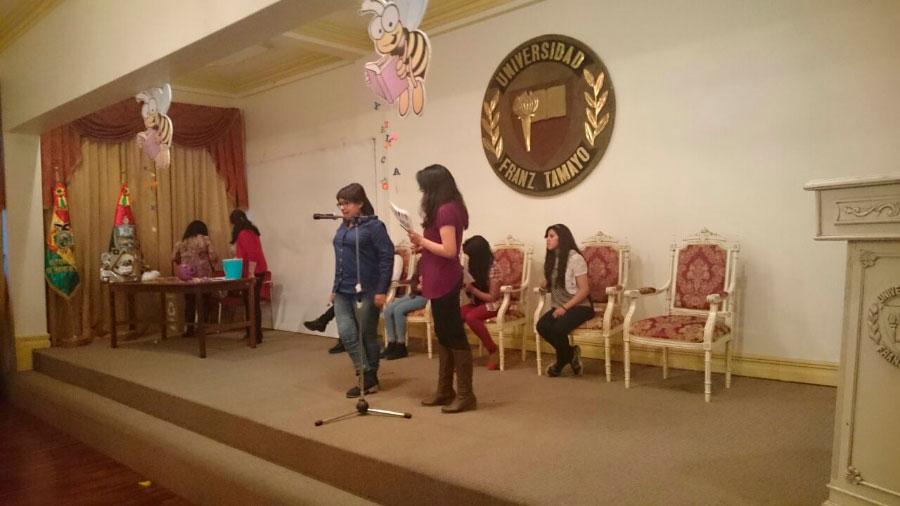 Spelling Bee Contest - Centro de Idiomas Unifranz La Paz