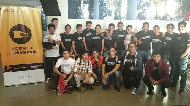 Primera Feria de Proyectos de Ingeniería de Sistemas
