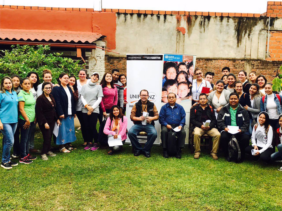 Proyecto Aprendizaje Servicio Diagnóstico e Intervención Primaria y Secundaria en Familias de Acogida SOS, Extendida y Comunitaria D. 12 de Santa Cruz