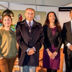 Expertos en literatura participan de un conversatorio sobre Juan Rulfo en La Feria Internacional del Libro de La Paz
