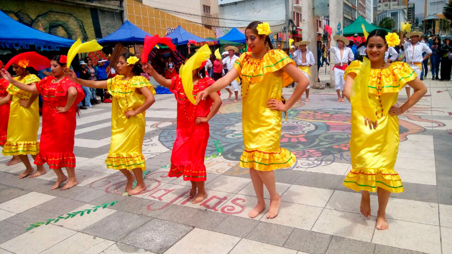 III Feria de Turismo, Cultura y Gastronomía (Maravillas Bolivianas)