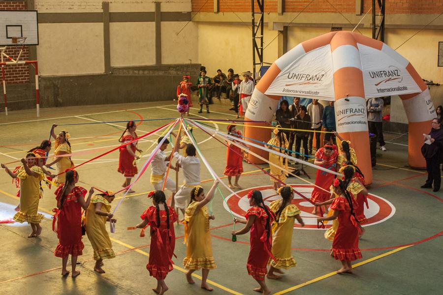 XI Festival De Danza Unifranz 2017