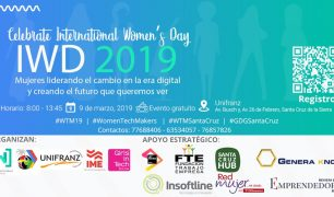 UNIFRANZ, ANFITRIONA DEL INTERNATIONAL WOMEN'S DAY 2019