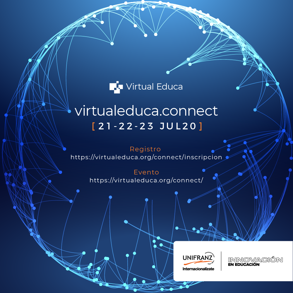 PARTICIPA DEL VIRTUAL EDUCA CONNECT