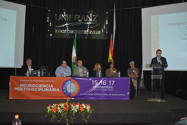 I Congreso Internacional de Neurociencia UNIFRANZ