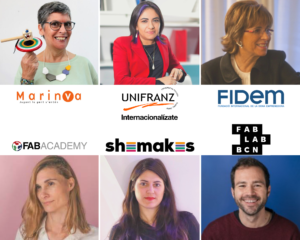 Panelistas Internacionales del evento