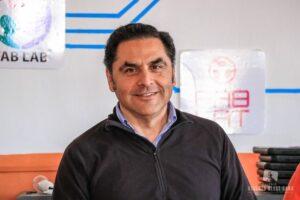 Ricardo Roman, Director del Colegio Alberto Blest Gana de Santiago de Chile