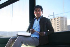 Miguel Alarcón, medalla de plata del Reto U-Hack Internacional